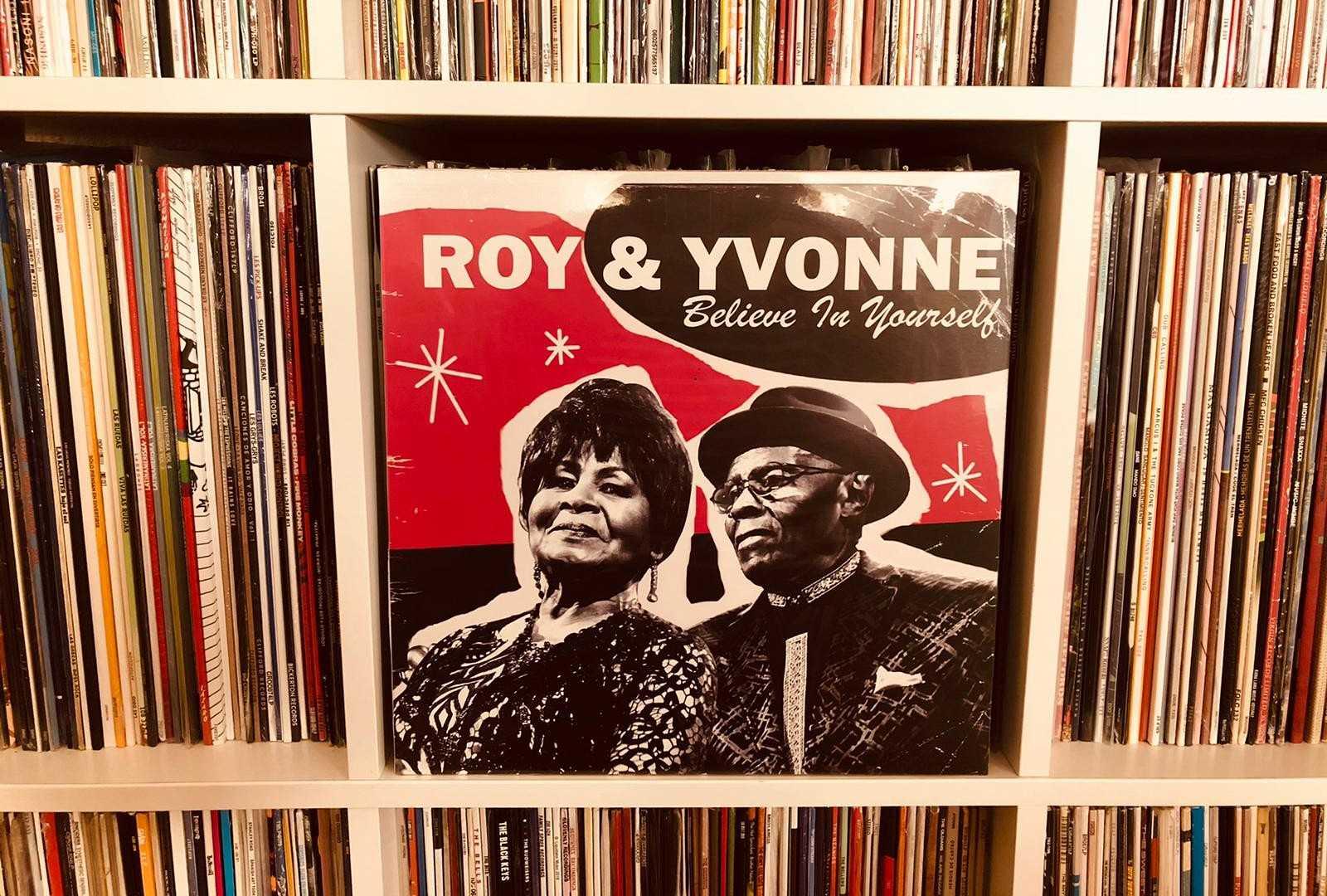 El Patillas Dj - Roy Panton & Yvonne Harrison y directos - 20/02/21 - escuchar ahora