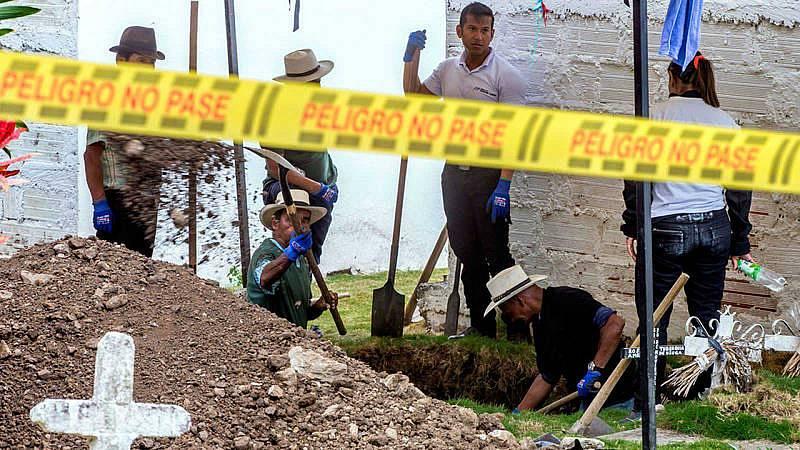 Cinco continentes - Colombia: nuevos «falsos positivos» - Escuchar ahora