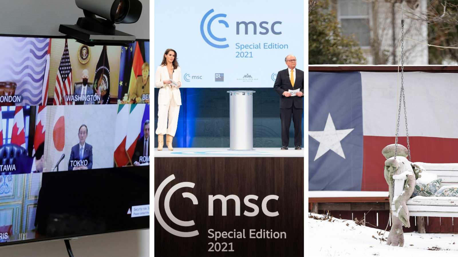 Cinco continentes - La alianza transatlántica ha vuelto - Escuchar ahora