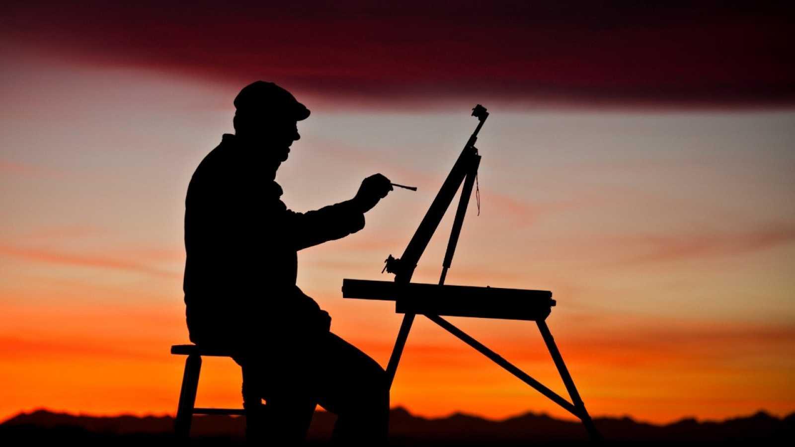 Por tres razones - El pintor ciego que sigue viendo los colores - 19/02/21 - escuchar ahora