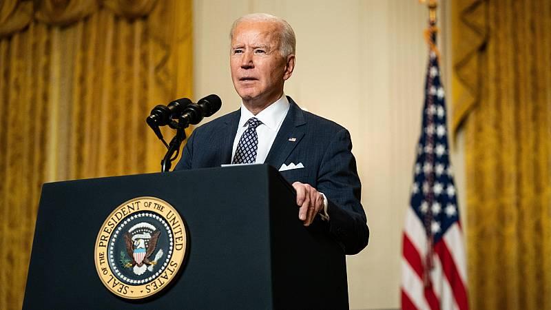 24 horas - Biden reanuda la colaboración entre Estados Unidos y la Unión Europea - Escuchar ahora