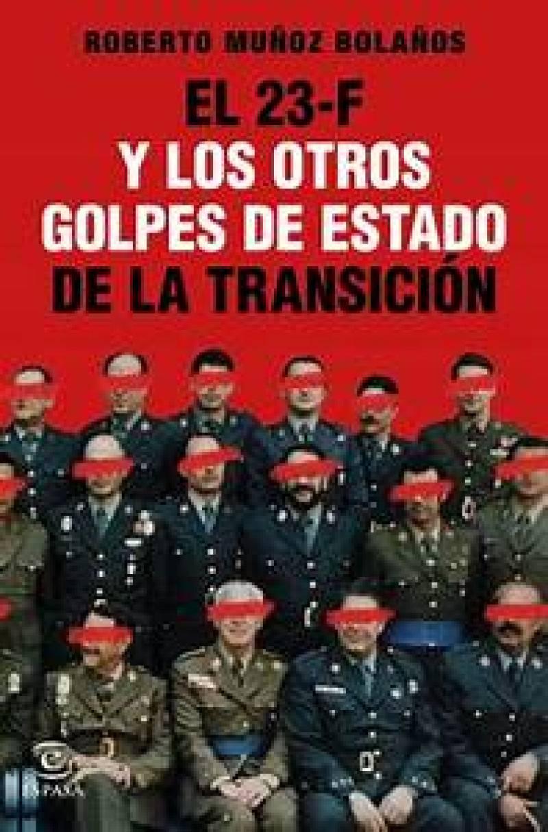 Són 4 dies- Entrevista Roberto Muñoz, autor del llibre 23-F y los otros golpes de estado de la Transición.