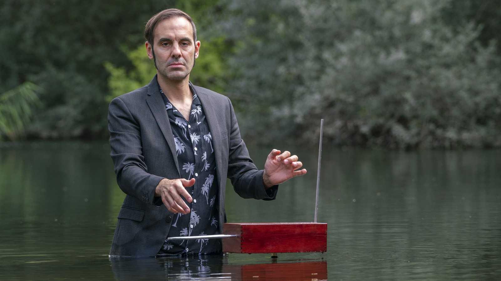 Universo Scallie - El theremin de Javier Díez-Ena - 20/02/21 - escuchar ahora