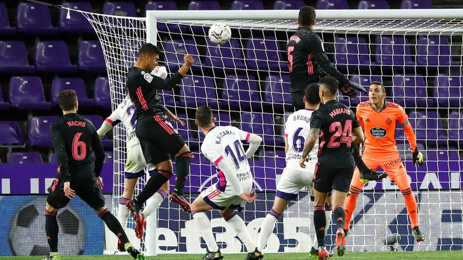 Tablero deportivo - El Real Madrid aprieta la lucha por la Liga - Escuchar ahora
