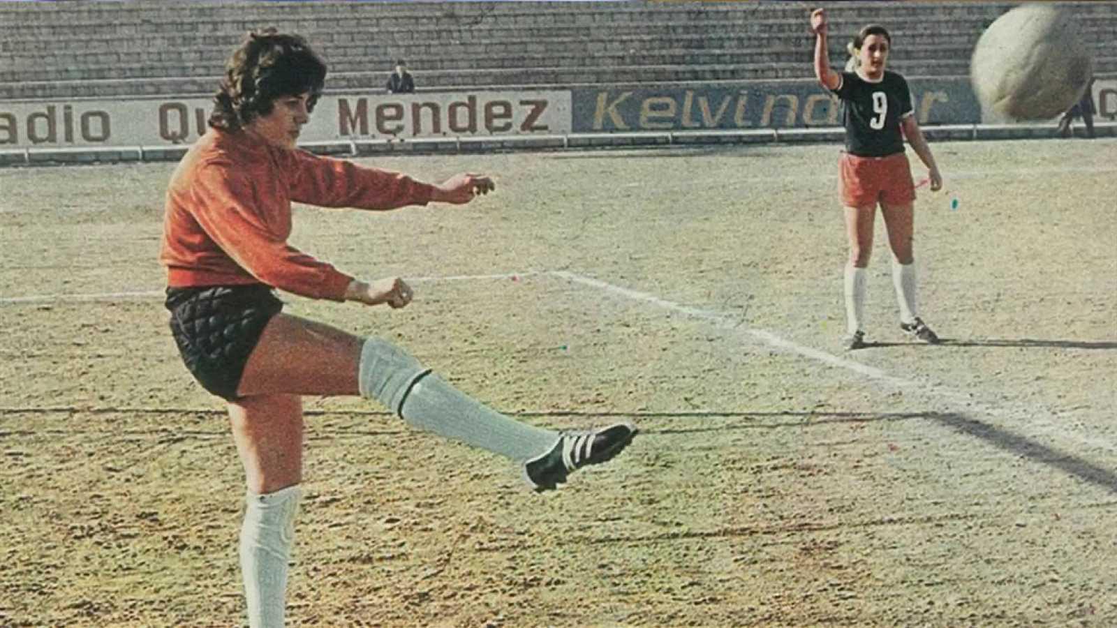 Tablero deportivo - 50 años del primer partido de la selección española de fútbol femenino - Escuchar ahora