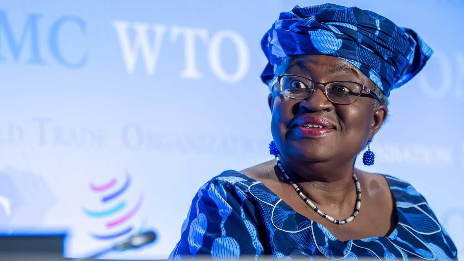 África hoy - Ngozi Okonjo-Iweala primera mujer en liderar la OMC - 19/02/21 - escuchar ahora