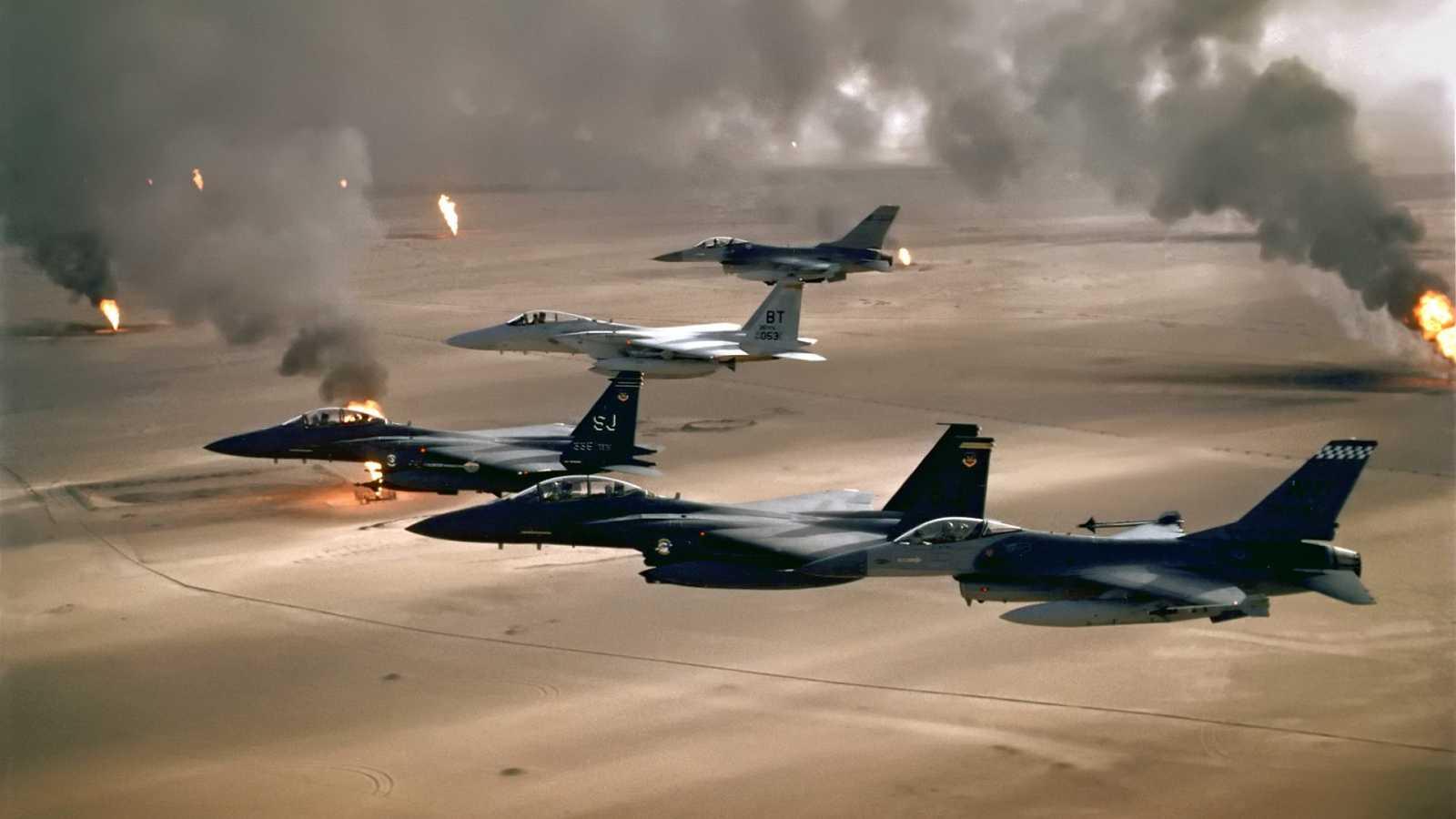 Cinco pistas - Las canciones de la Guerra del Golfo - 03/03/21 - escuchar ahora