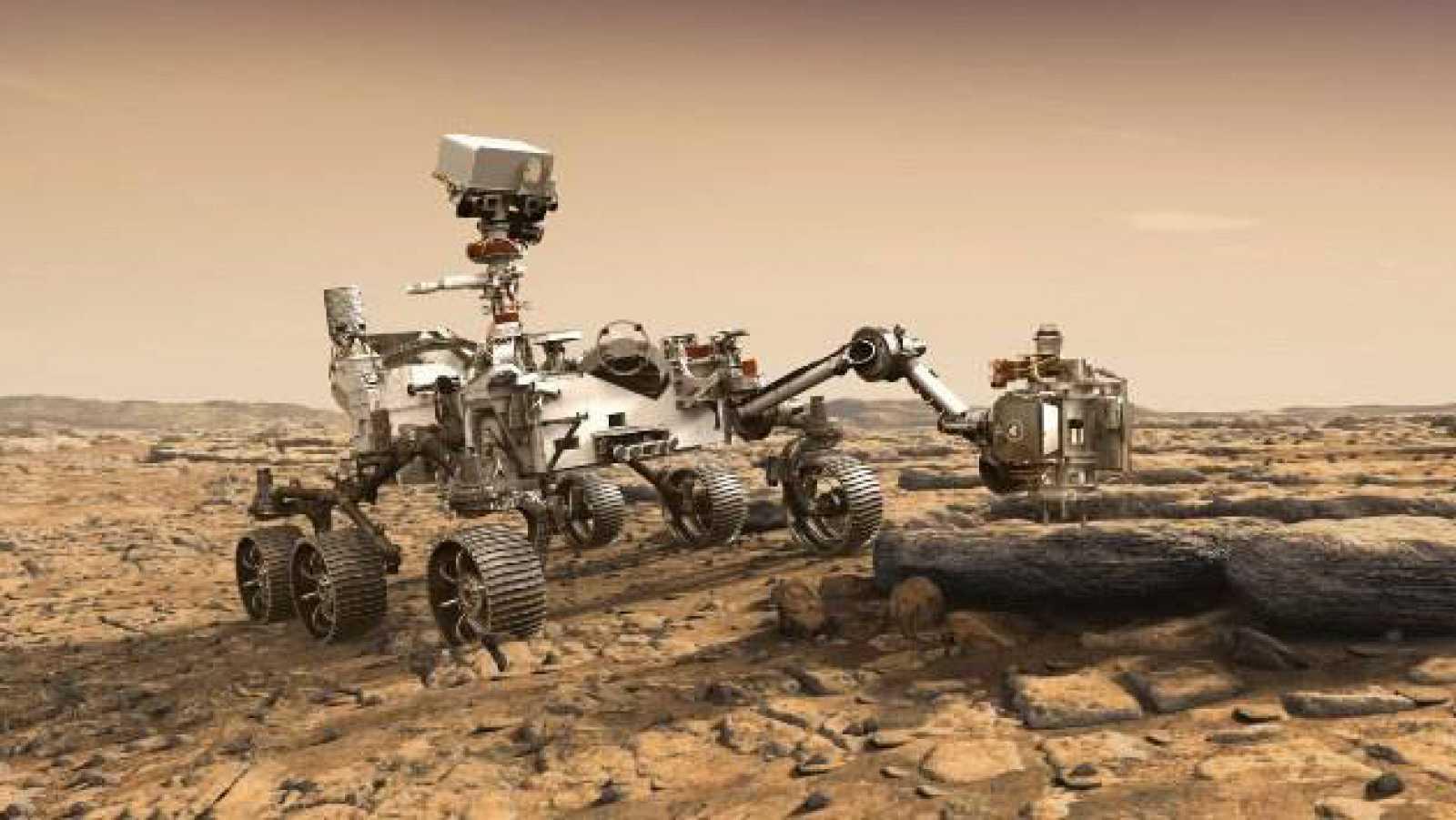 A golpe de bit - El CDTI impulsa la participación de empresas españolas en Marte - 22/02/21 - escuchar ahora