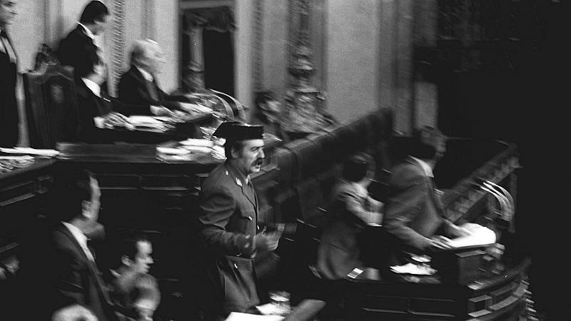 Documentos RNE - 23F, la radio frente al golpe - Escuchar ahora