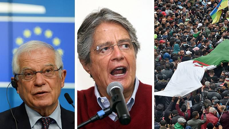 Cinco continentes - La UE prepara más sanciones contra Rusia - Escuchar ahora