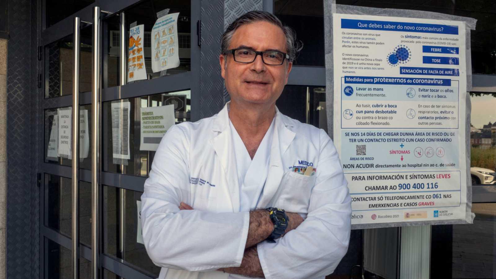 """24 horas - Doctor Armenteros: """"La desescalada debería ser lenta y paralela al incremento de vacunaciones"""" - Escuchar ahora"""