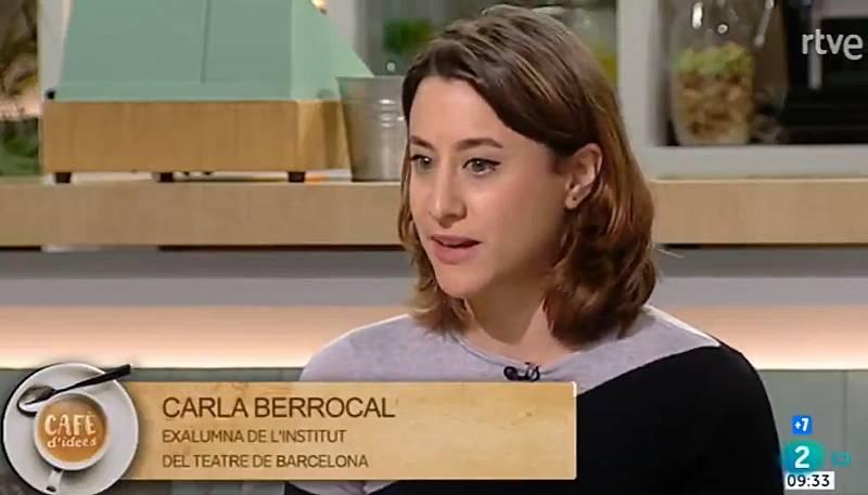 Cafè d'Idees - Albert Batlle i Carla Berrocal