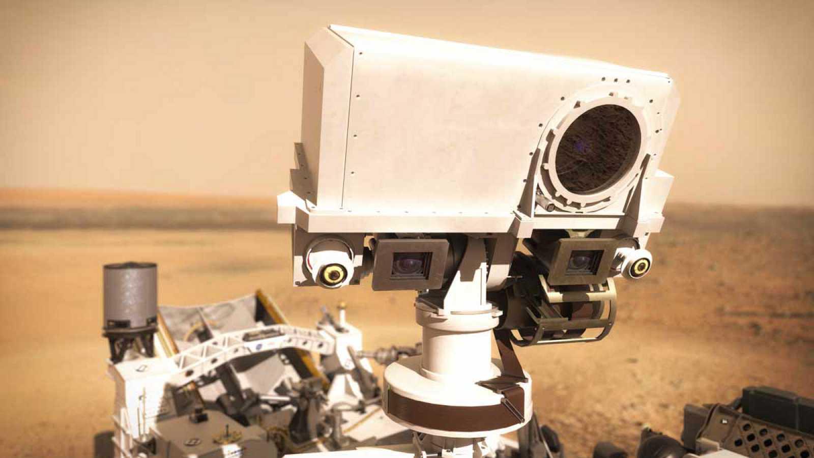Marca España - España llega a Marte a través de dos instrumentos en el Perseverance - 23/02/21 - escuchar ahora