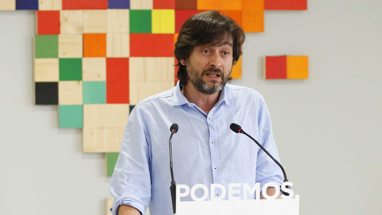 14 horas - La Audiencia de Madrid ordenar reabrir la investigación sobre la presunta caja b de Podemos - Escuchar ahora
