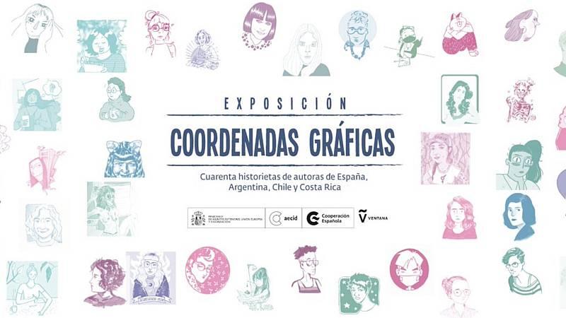 Efecto Doppler - 40 historietas de autoras de España, Argentina, Chile y Costa Rica - 23/02/21 - escuchar ahora
