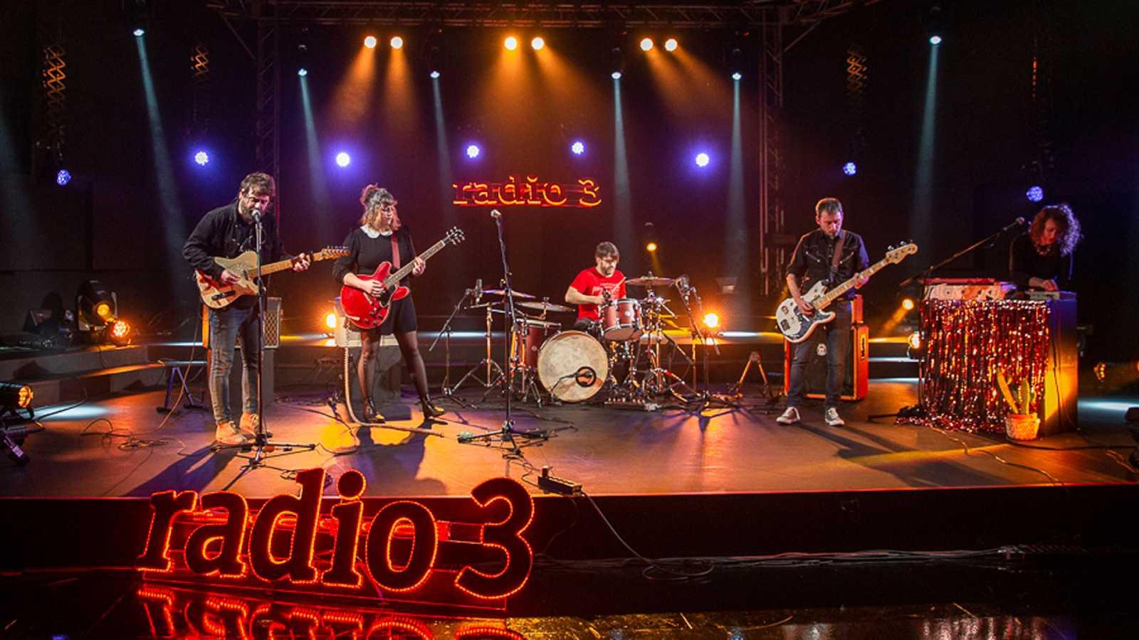 Los conciertos de Radio 3 - Juárez - 24/02/21 - escuchar ahora