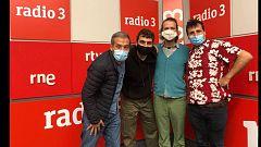 Hoy empieza todo con Ángel Carmona - Club de Río, What'sApp, Alex Ferreira - 24/02/21