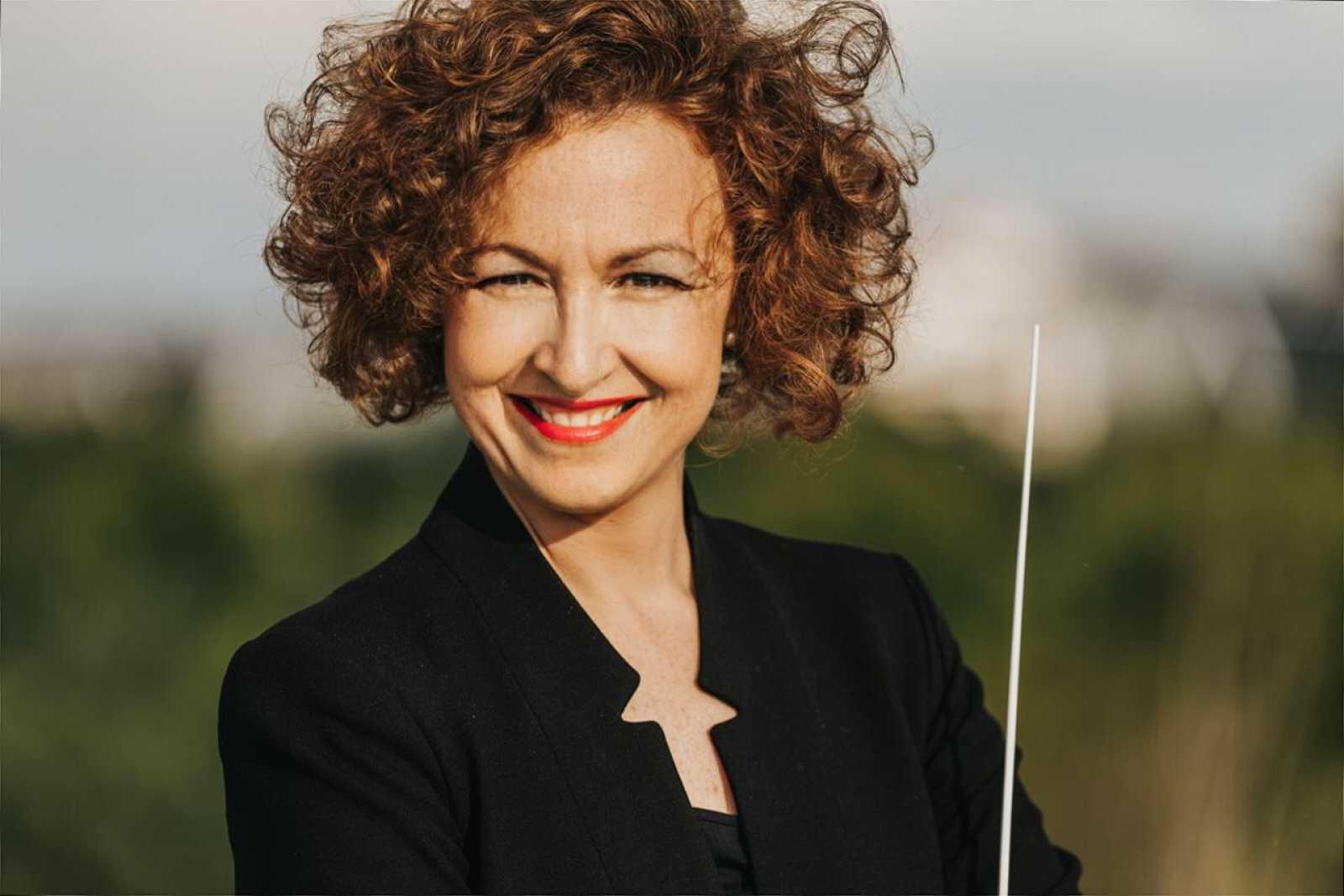 Reportaje sobre la directora Lucía Marín - escuchar ahora