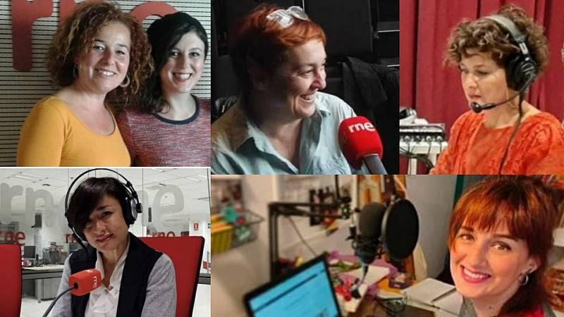 La sala - Teatrellas: Una habitación propia para Woolf, Estremera y 5 dramaturgas - 26/02/21 - Escuchar ahora