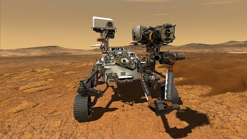 A golpe de bit - Perseverance, Curiosity... la tecnología española repite en la nueva misión a Marte - 24/02/21 - escuchar ahora