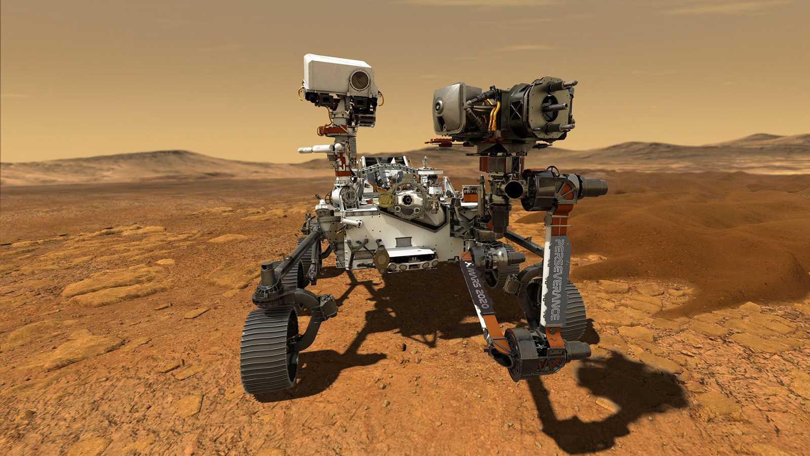 A golpe de bit en Radio 5 - Madrid  punto de conexión de Marte con la Tierra - 24/02/21 -Escuchar ahora