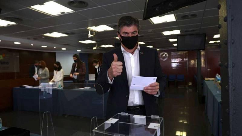 """De boca a orella - Antoni Cañete: """"Urgeixen pressupostos amb sensibilitat empresarial"""""""