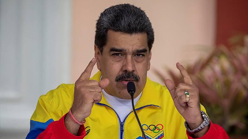 Boletines RNE - Enfrentamiento diplomático entre la Unión Europea y Venezuela - Escuchar ahora