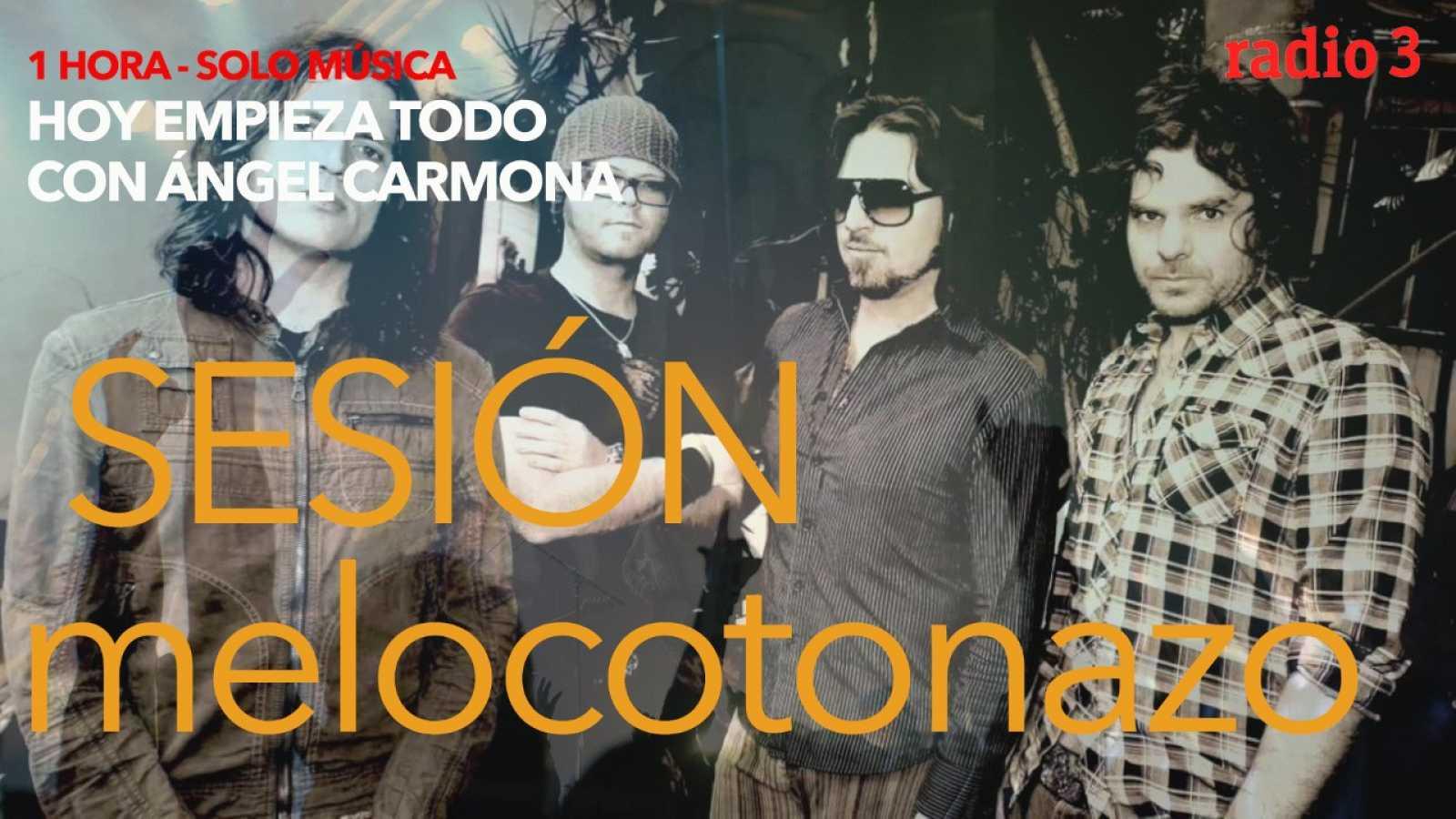 Hoy empieza todo con Ángel Carmona - #SesiónMelocotonazo: Los Enemigos, Rival Sons, Parquesvr...  - 25/02/21 - escuchar ahora