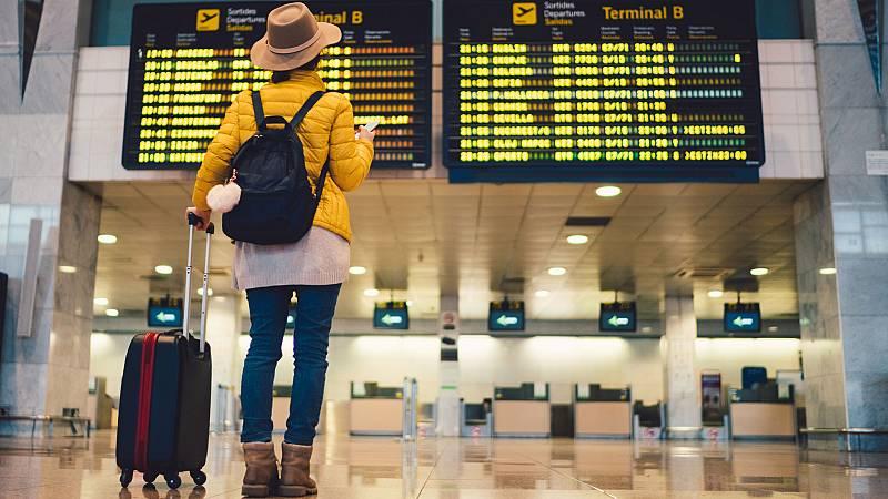 Las mañanas de RNE con Íñigo Alfonso - El desplome de la actividad turística en España durante 2020  - Escuchar ahora
