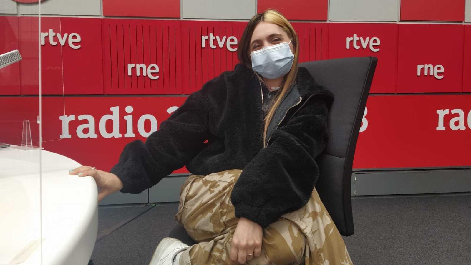 Hoy empieza todo con Marta Echeverría - Rosa pastel, Rafaella Carrá y arte contemporáneo - 25/02/21 - escuchar ahora