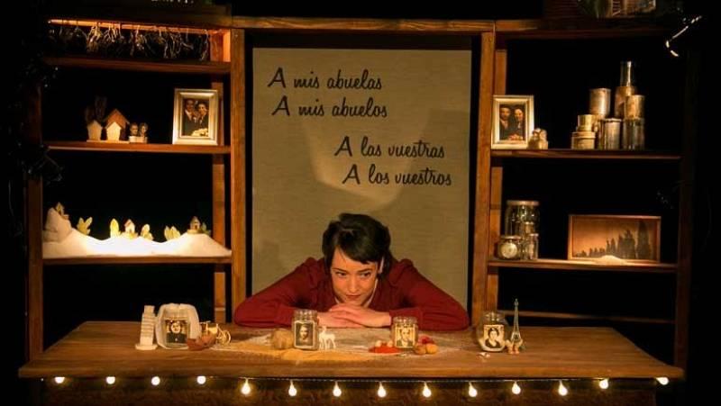 La sala - 'Conservando memoria', de El Patio Teatro, teatreros a por el Goya y mujeres indomables y dramaturgas - 28/02/21 - escuchar ahora