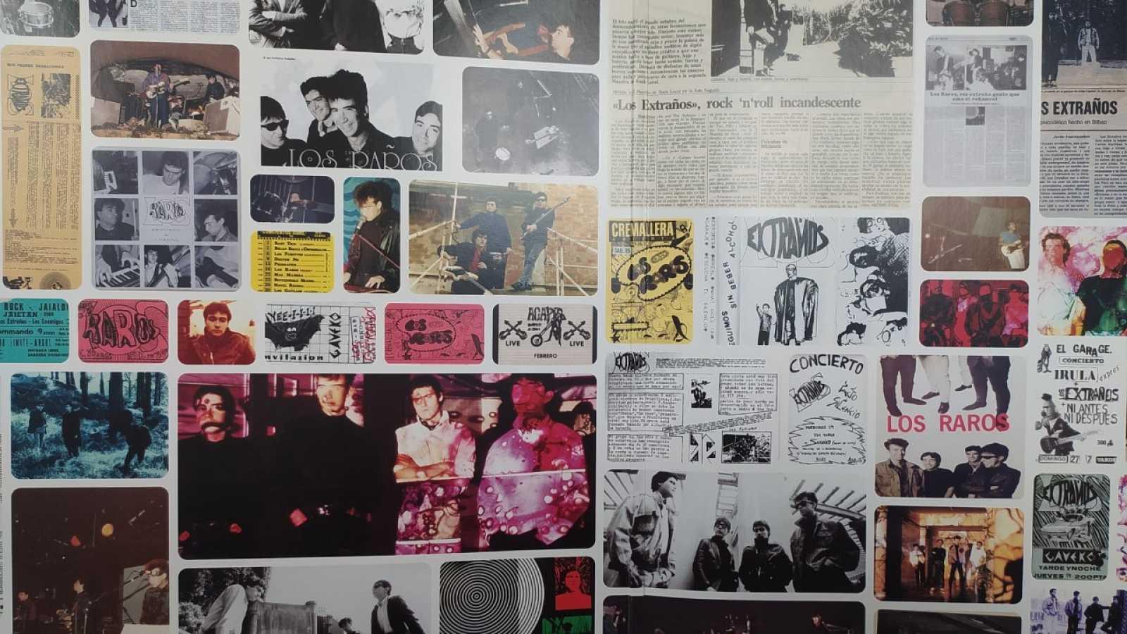 El Patillas DJ' - Los Extraños, sonido vasco y aromas andaluces - 27/02/21 - escuchar ahora
