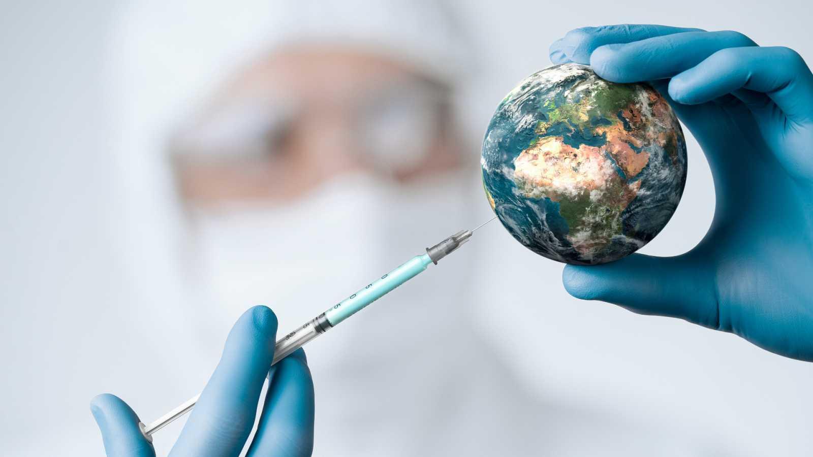 24 horas - Mesa del mundo: ¿qué opinan los países del pasaporte inmunitario? - Escuchar ahora