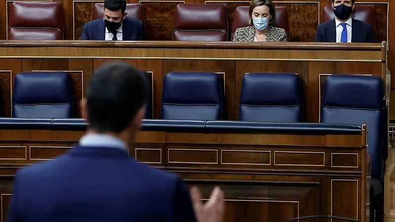 Las mañanas de RNE con Íñigo Alfonso - Los escollos en la negociación frenan la renovación del CGPJ - Escuchar ahora