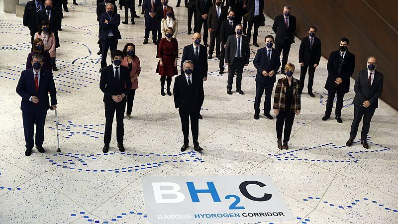 Españoles en la mar - El Corredor Vasco del Hidrógeno, BH2C - 25/02/21 - escuchar ahora