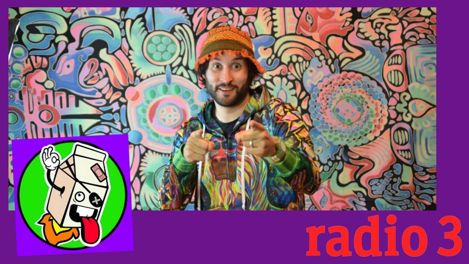 En Radio 3 - Rubén González, Lechero Fett - 27/02/21 - escuchar ahora