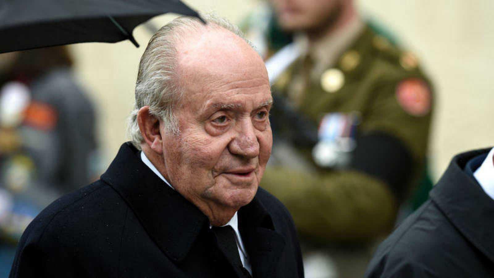 Boletines RNE - Juan Carlos I paga a Hacienda más de cuatro millones de euros en una segunda regularización - Escuchar ahora