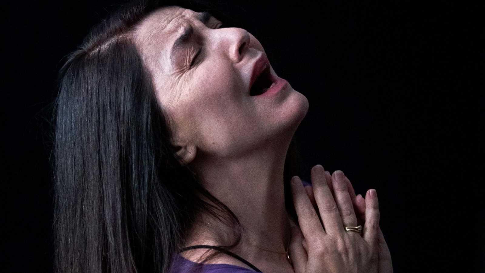 La sala - En los ensayos de 'El grito' con Berta Tapia - 27/02/21 - Escuchar ahora