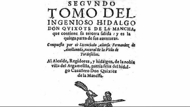 El pasado ya no es lo que era - 'El Quijote de Avellaneda' - 27/02/21 - Escuchar ahora