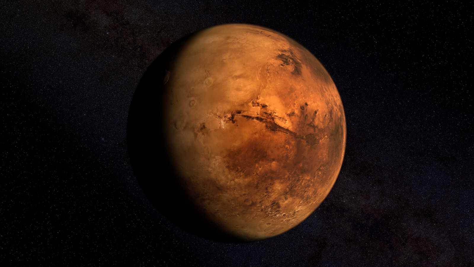 """Las mañanas de RNE con Pepa Fernández - """"Verba volant"""" en Marte - Escuchar ahora"""