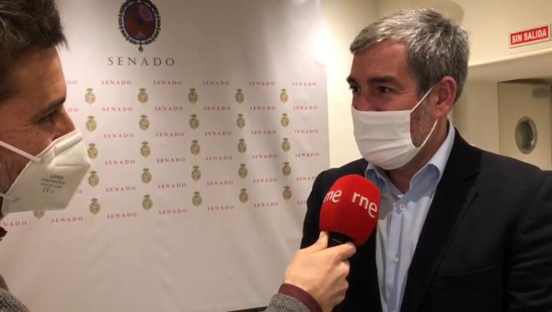 Parlamento - Radio 5 - El Rincón: Fernando Clavijo - Escuchar ahora