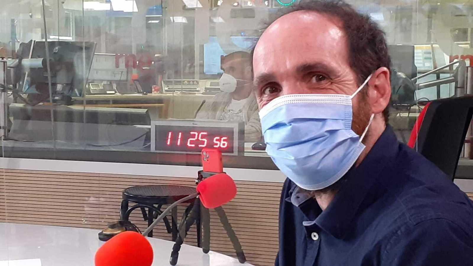 Las mañanas RNE con Pepa Fernández - Segunda hora - 26/02/21 - escuchar ahora
