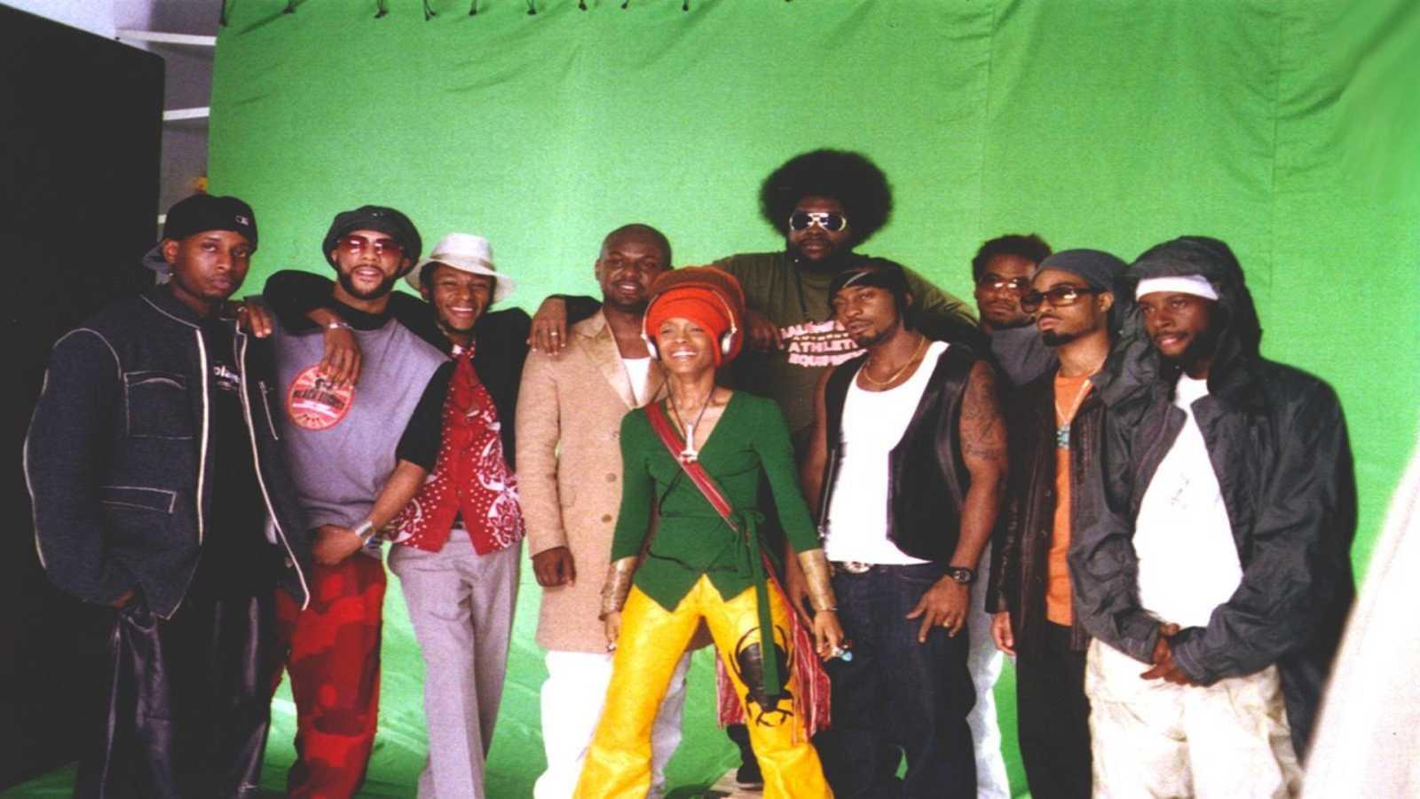 Círculos Excéntricos - El neo-soul de Soulquarians - Escuchar ahora