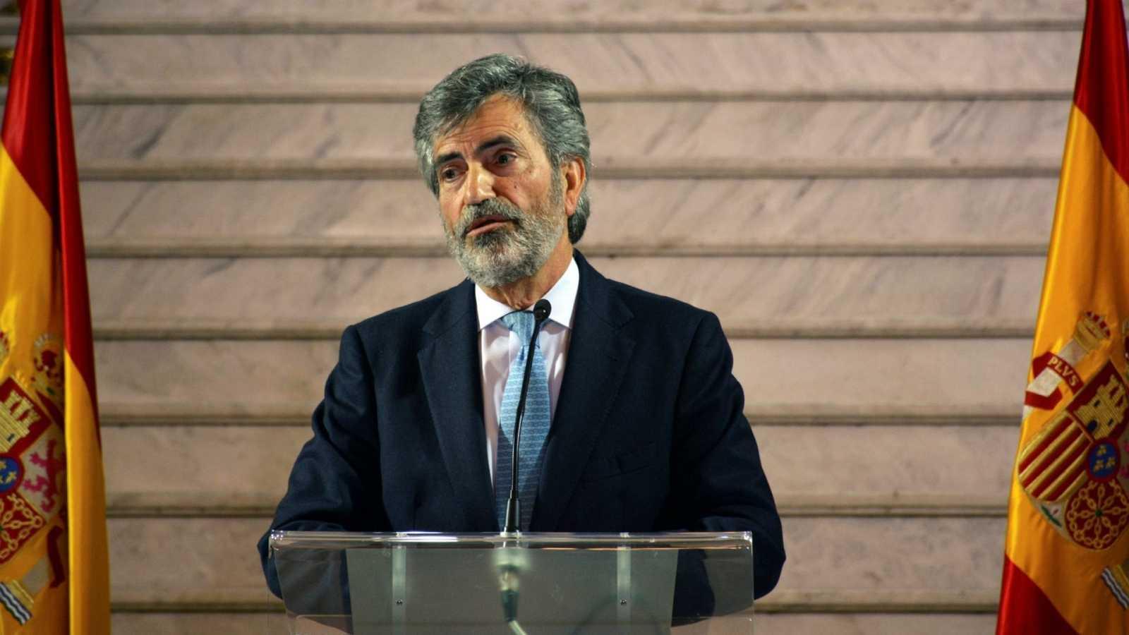 14 horas - El veto del PP a los jueces De Prada y Rosell bloquea la renovación del CGPJ - Escuchar ahora