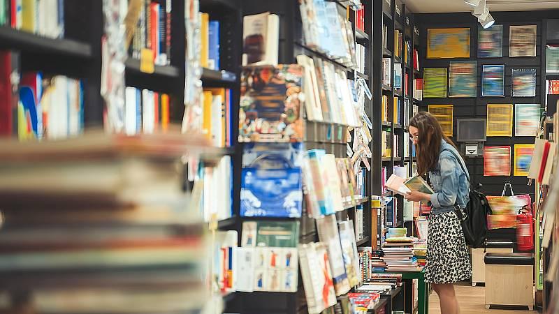 14 horas - El 36% de los españoles no lee nunca un libro - Escuchar ahora