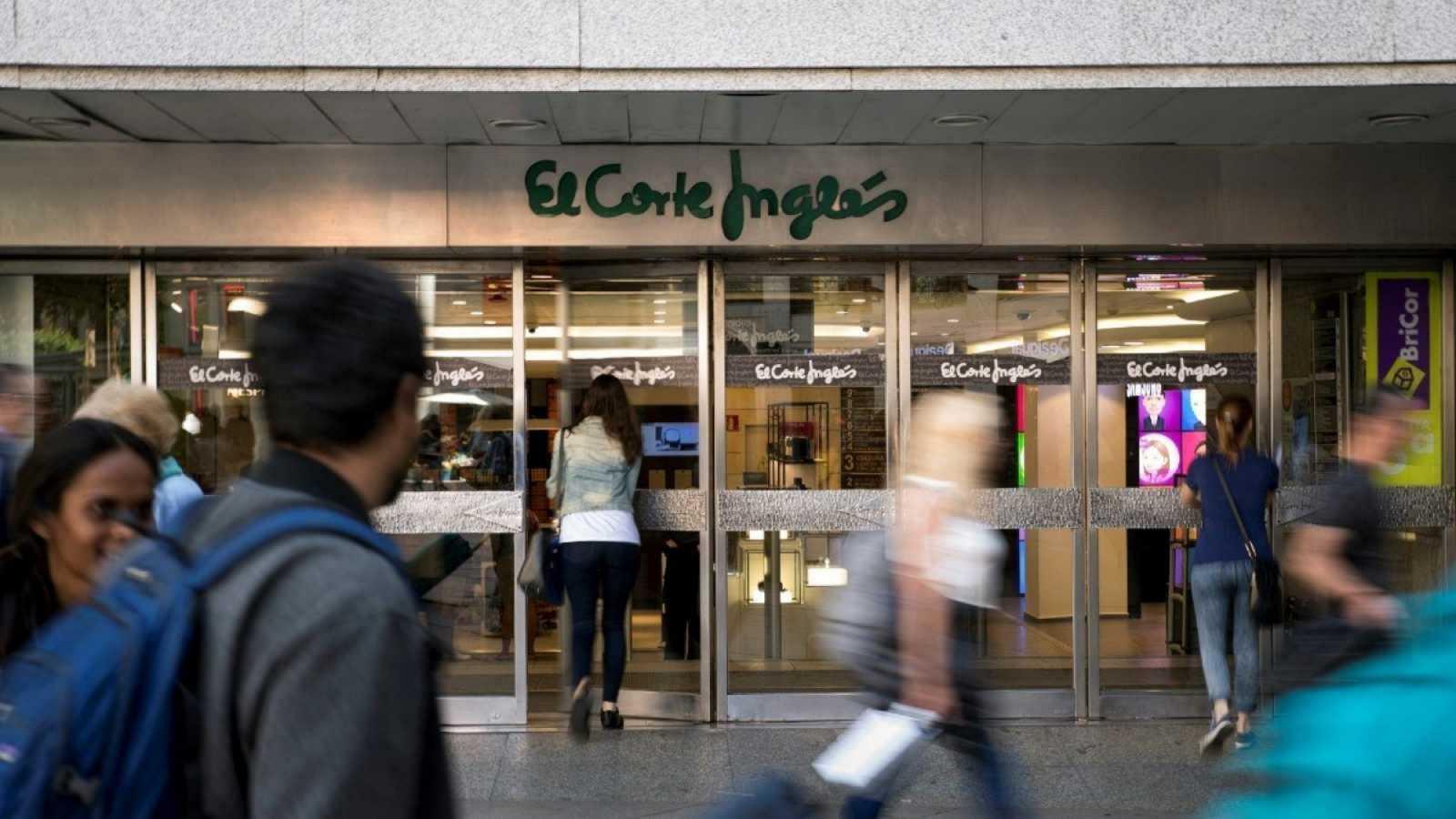 14 horas - El Corte Inglés prepara un ERE para 3.000 trabajadores - Escuchar ahora