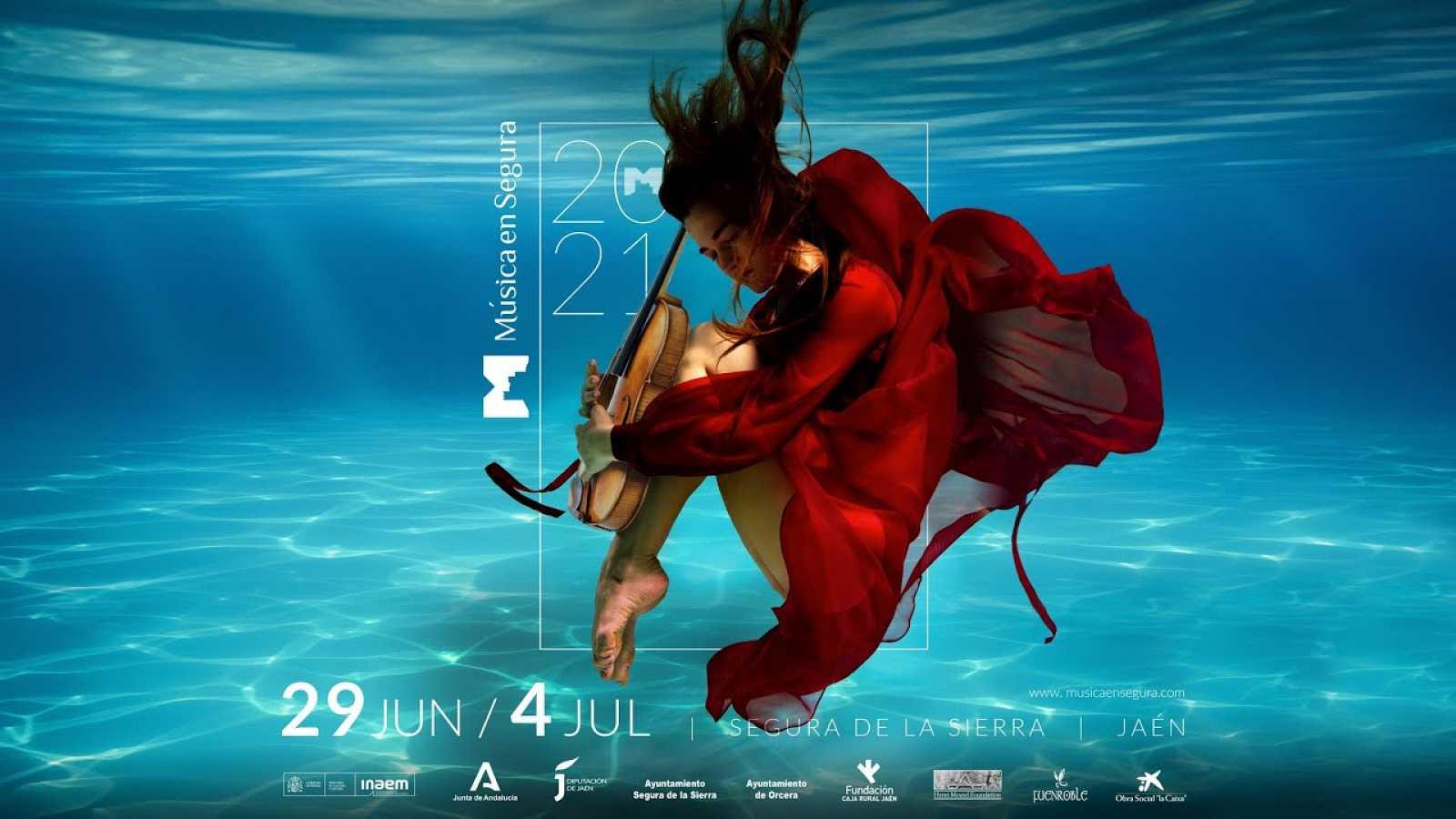 Festival Música en Segura 2021 - escuchar ahora