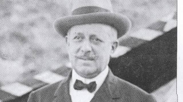 Horacio Echevarrieta, esplendor y caída de un magnate