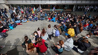 Musicals, amb Jordi Corominas i revolta a l'Institut del Teatre
