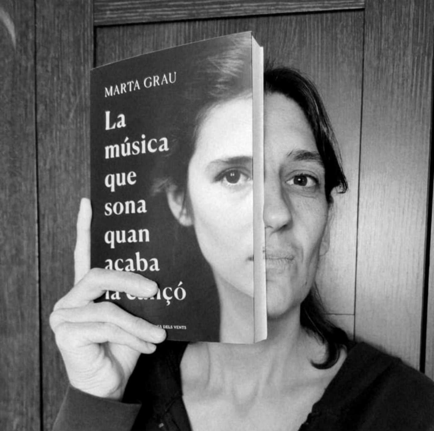 """Wonderland - Marta Grau: """"La música que sona quan acaba la cançó"""" - Escuchar ahora"""